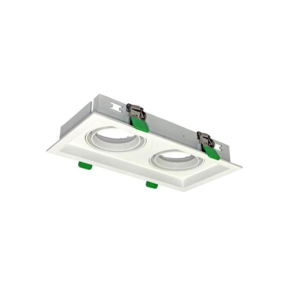 Maly, 646 Type White Housing, Cut-out 255*125mm