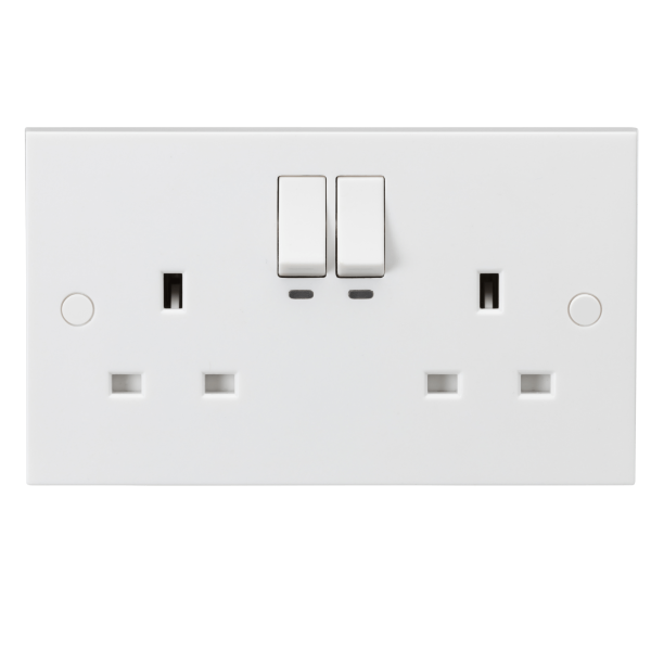 13A Smart home 2G Switched Socket
